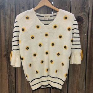 Knitted top. Size M